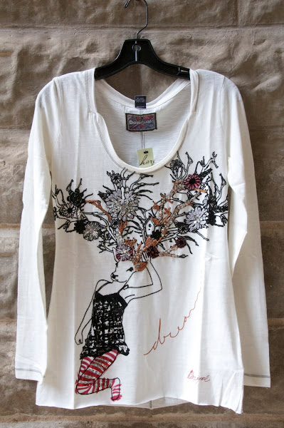 Antler Lady Tee S-XL, $74