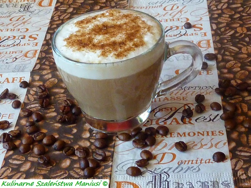 Kawa kokosowa i herbata Amelia Skworcu :-)