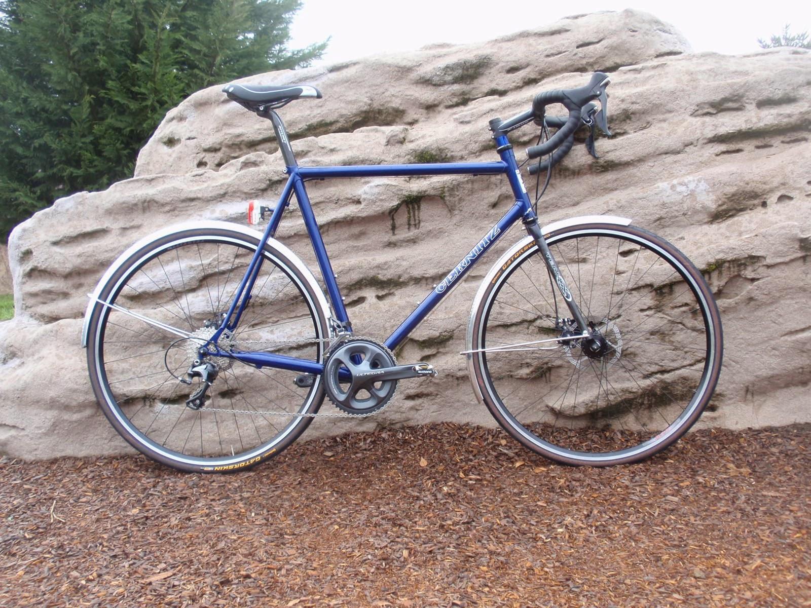 Kevins Rain Bike