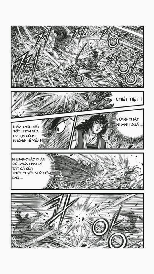 Hiệp Khách Giang Hồ Chap 452 - Trang 10