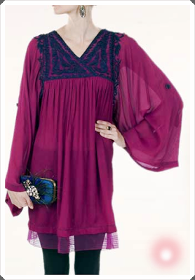 Atasan Tunic Model Kurtis