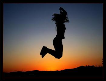 Volar sin alas, sentir que ya eres libre.