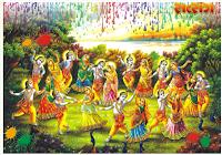 Mathura ki Lathmar Holi