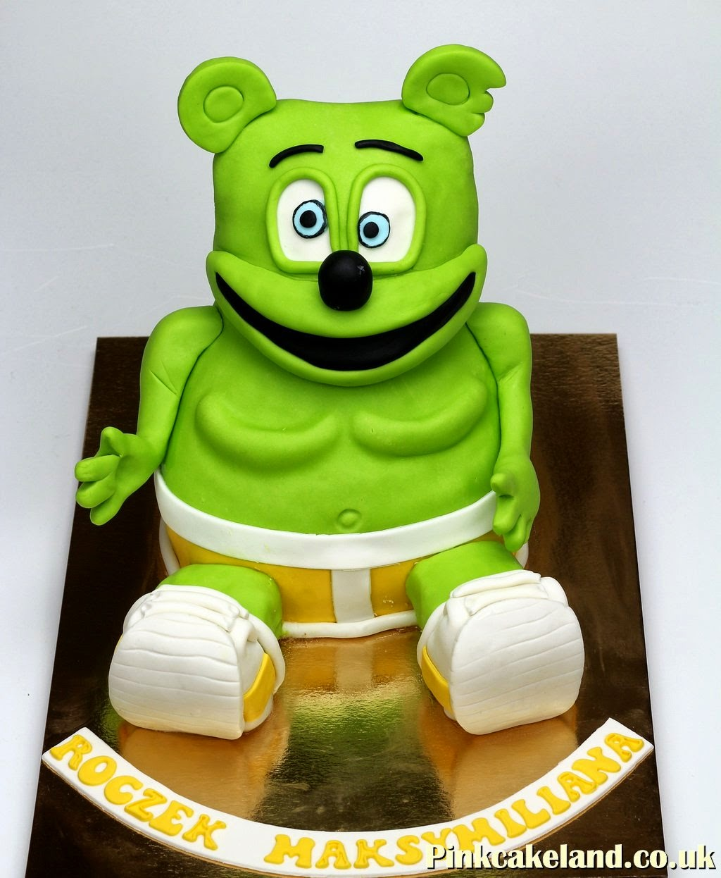 Gummy Bear Birthday Cake - London