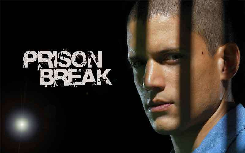 prison break posters tv series posters and cast. Black Bedroom Furniture Sets. Home Design Ideas