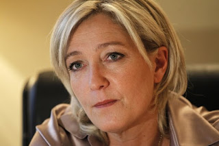 Marine Le Pen SMIC