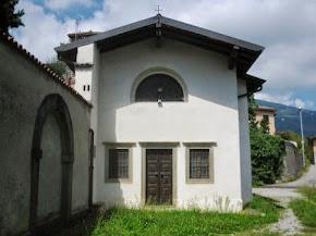 La chiesetta di Salvano