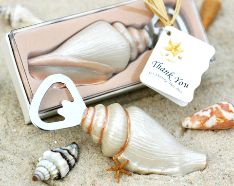 coastal party favor gifts