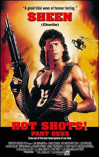 ดูหนังออนไลน์ Hot Shots Part Deux ฮ็อต ช็อต 2 เสืออากาศจิตป่วน นักรบ แรมเยอะ dek-zaa.com