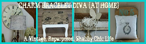 Charm Bracelet Diva {at Home}