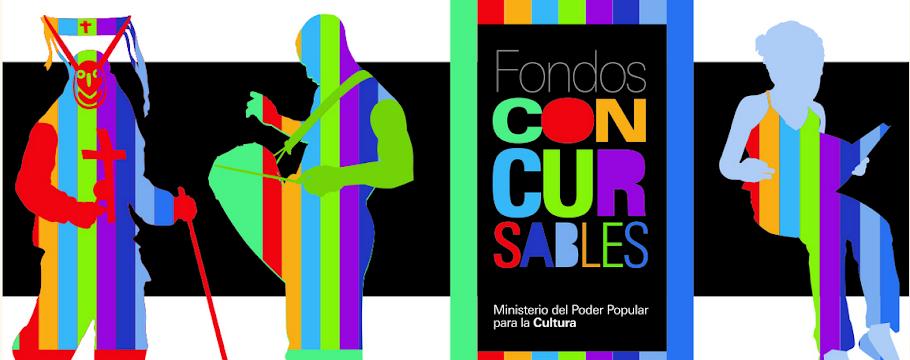 Fondos Concursables para proyectos culturales