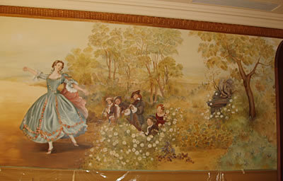 Classic Wall Mural