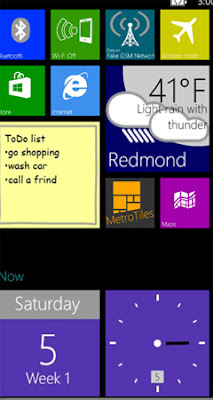 aplicaciones windows phone metro tiles