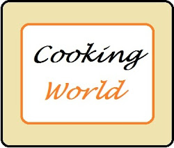 Este blog contribui com as suas receitas para o Cooking World