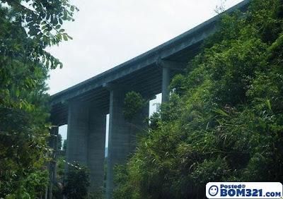 jambatan retak