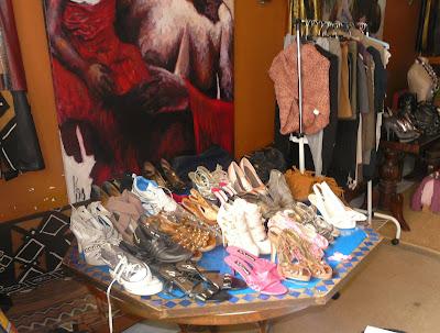 >Vide dressing Blogueuses à Paris J2