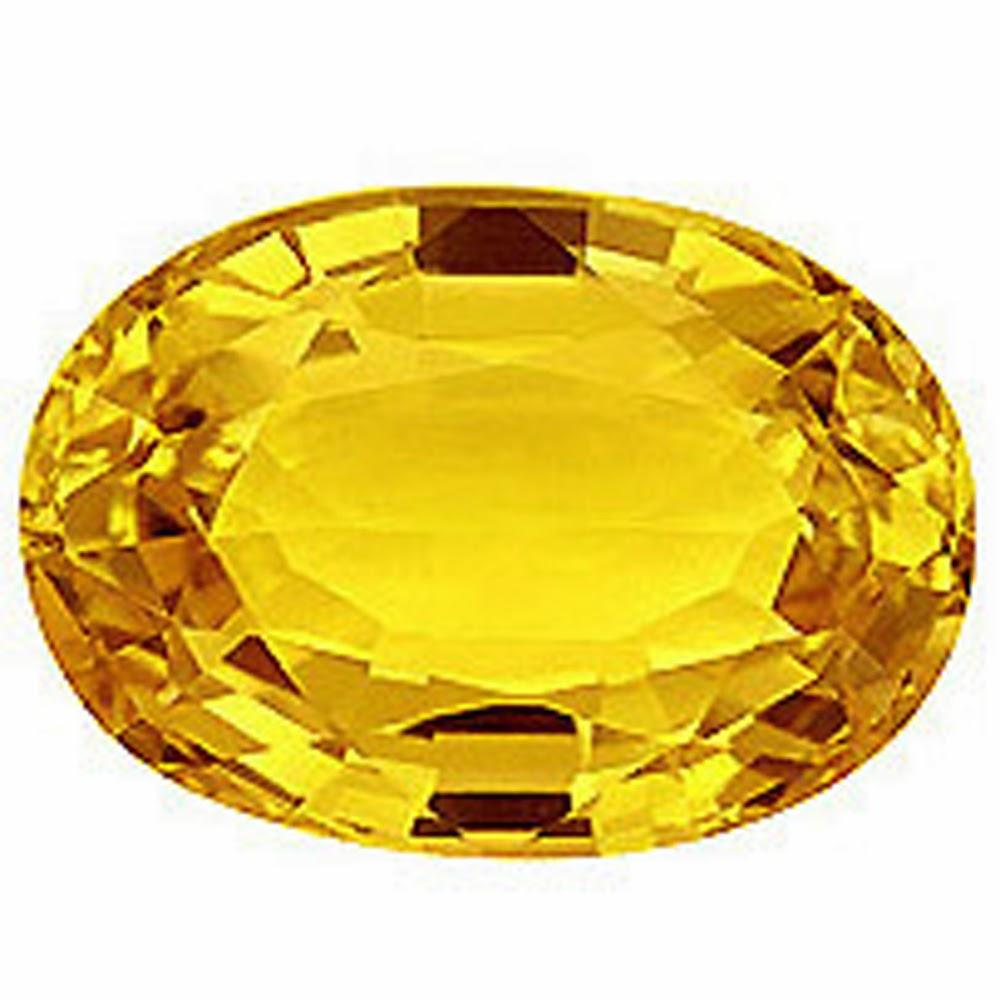 yellow gemstone yellow sapphire