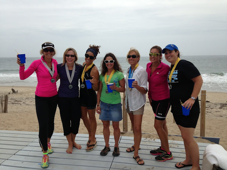 Niantic Triathlon 2015