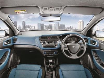Interior Hyundai Crossover