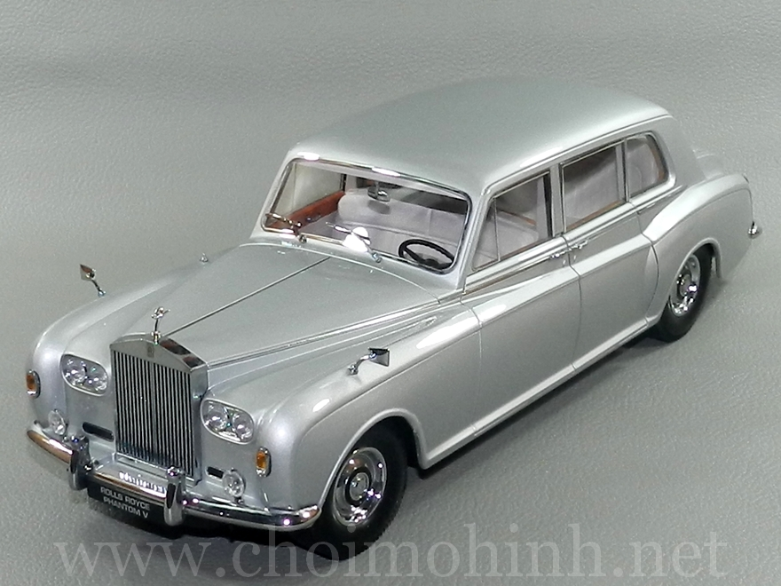 Rolls-Royce Phantom V 1964 1:18 Paragon
