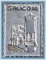 Insignia del GRUCOMI