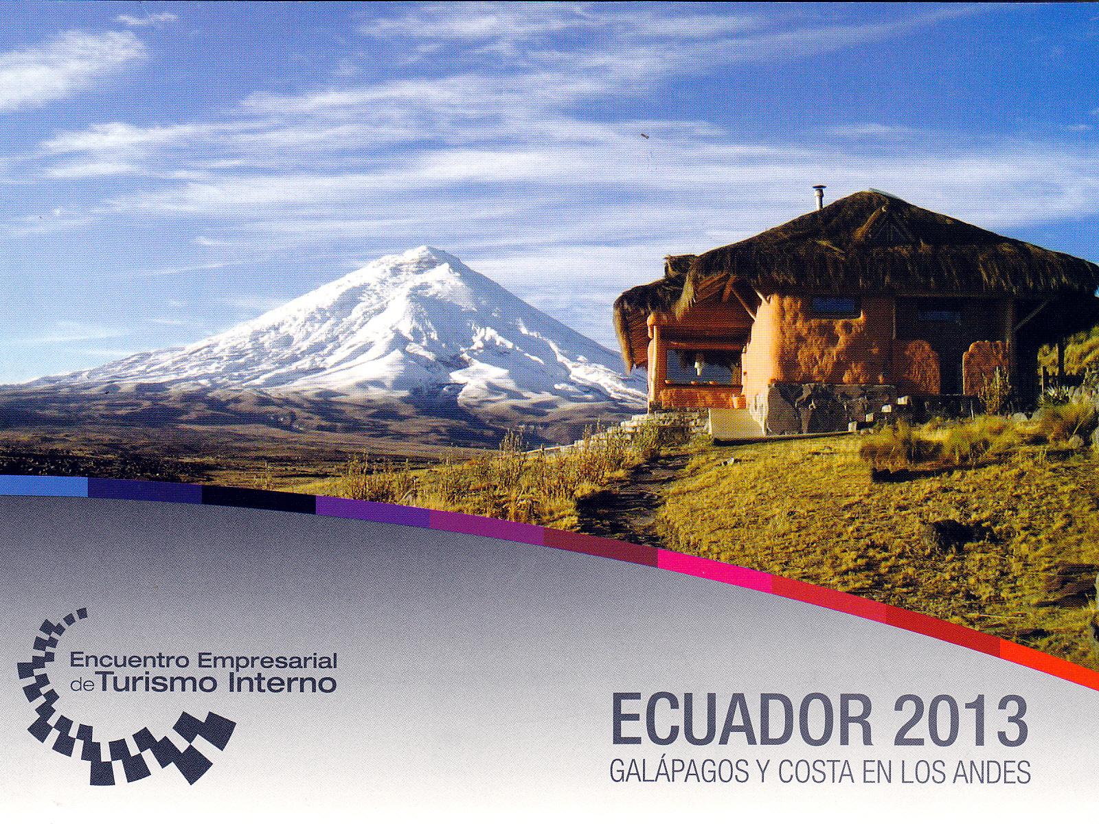 Turismo Ecuador Costa de Turismo Interno Ecuador