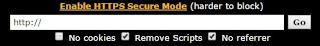 Cara Membuka Situs yang diblokir dengan 4 situs ini tanpa Ribet - NinjaClock