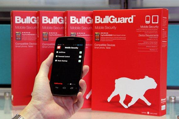 BullGuard Antivirus untuk Android Gratis & Terbaik
