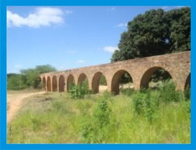 Aqueduto - Juazeiro Bahia