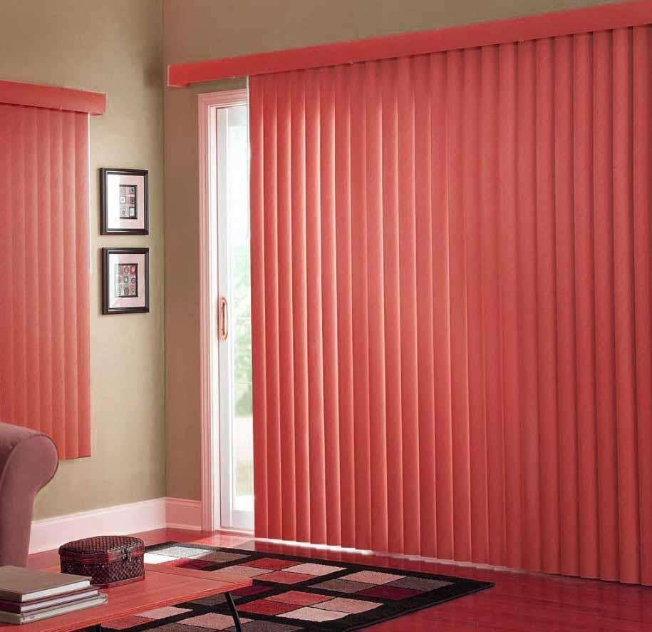 gallery of Desain Tirai Atau Gorden Rumah Untuk Pintu Kaca Geser