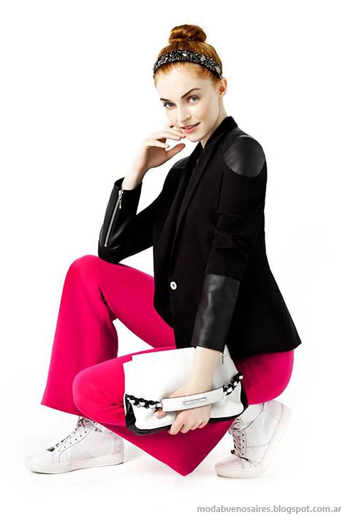 Colección Uma otoño invierno 2015 moda mujer.