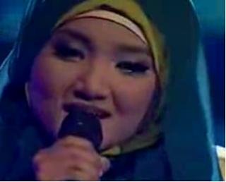 Fatin Shidqia Lubis   Perahu Kertas   X Factor Indonesia (22 Maret 2013)