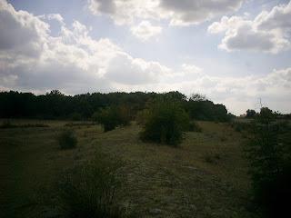 Po stapkite na rimlqnite - rimskiqt pat pri selo Dolni Glavanak