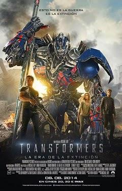 Transformers 4 La era de la extinción en Español Latino