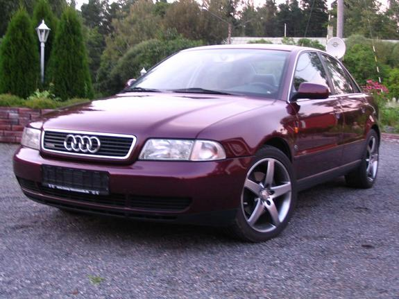 audi a4 b5 v6 2 6 reviews specifications cars reviews. Black Bedroom Furniture Sets. Home Design Ideas