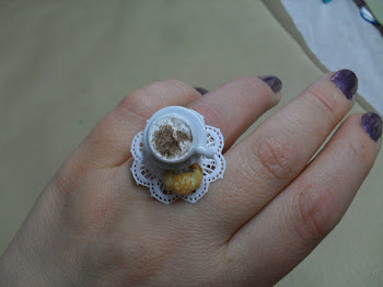"""anello """"buongiorno"""""""