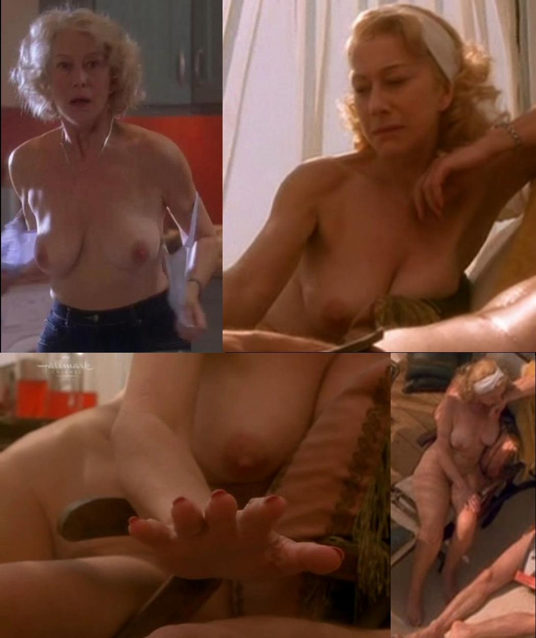 calendar girls helen mirren tits