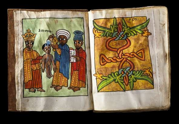 Christian art from Ethiopia