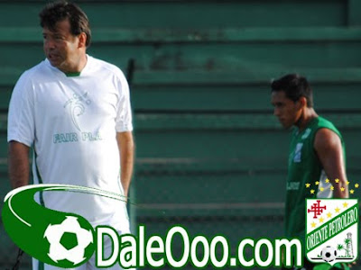 Oriente Petrolero - Erwin Sánchez, Rodrigo Vargas - Club Oriente Petrolero