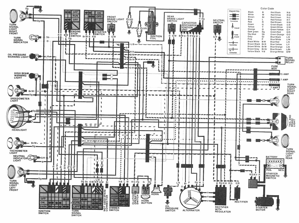 WRG-1299] 1978 Honda Express Wiring Diagrams on