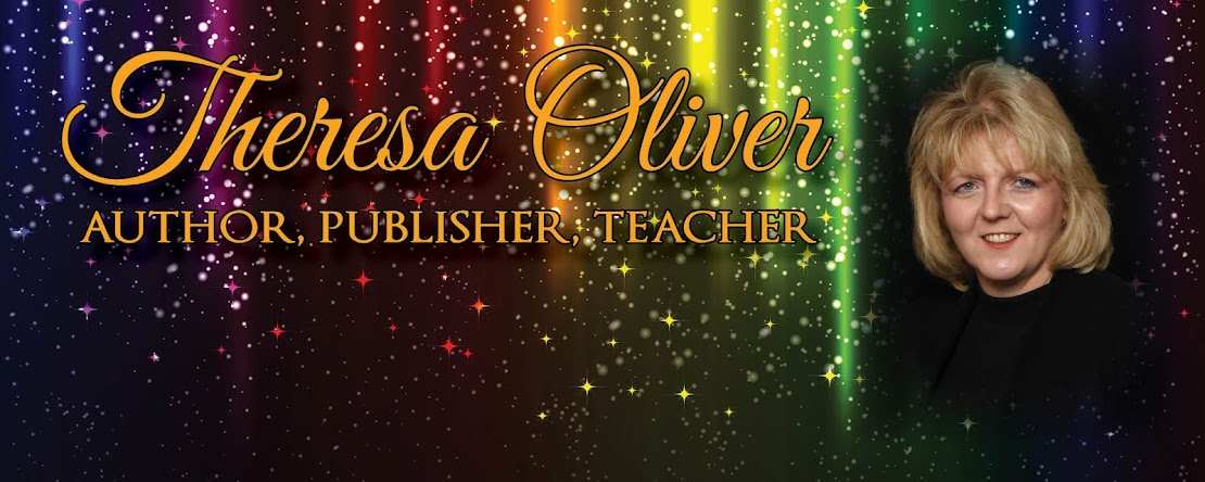Theresa Oliver-Author