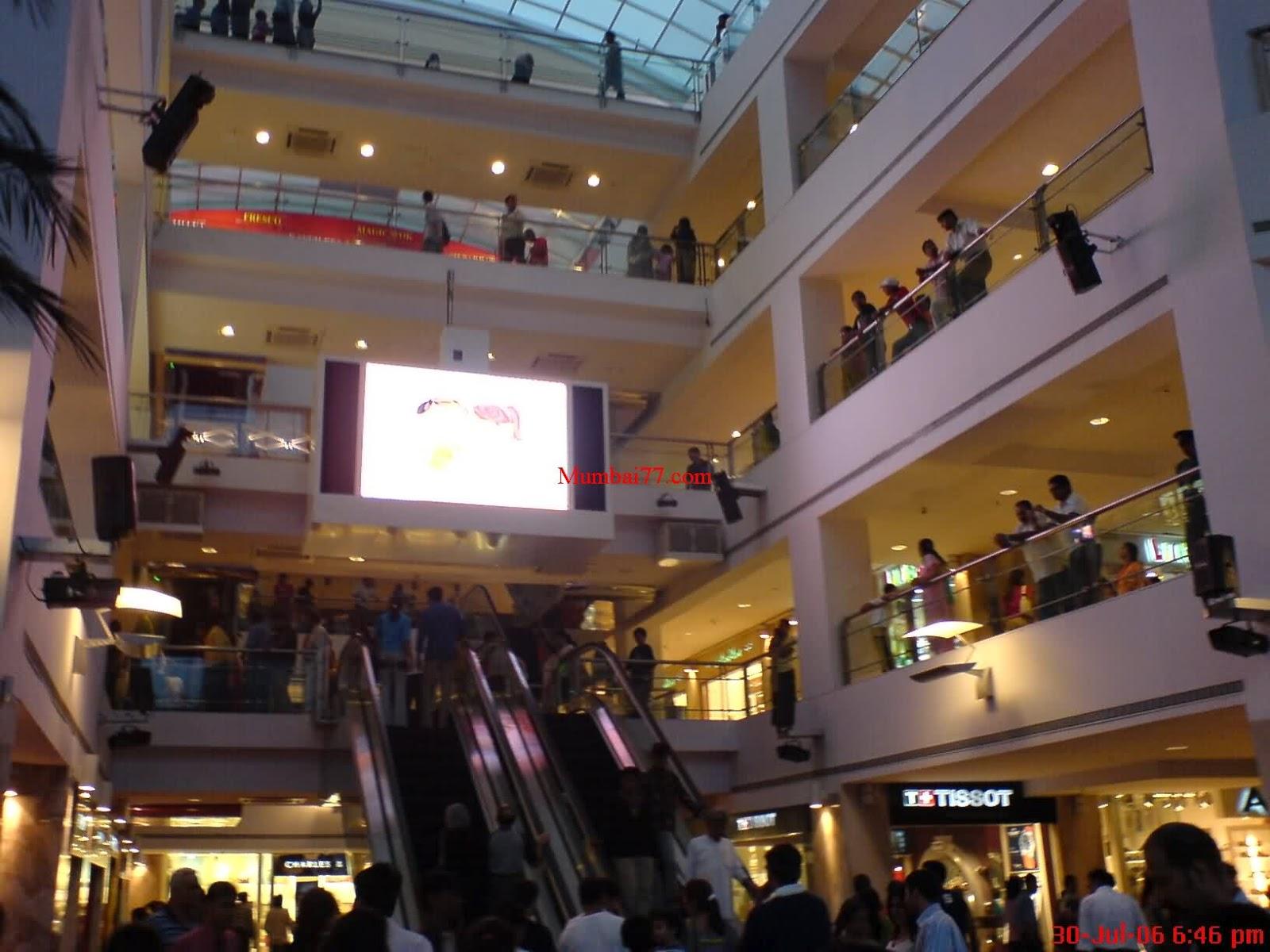 Ducati Mumbai Atria Mall