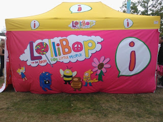 Lollibop 2013 Information Point