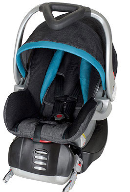 Basic Safety 1st Baby Trend Infant Car Seat Review ~ Baby Trend Car