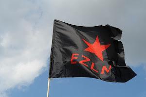 bandera del EZLN