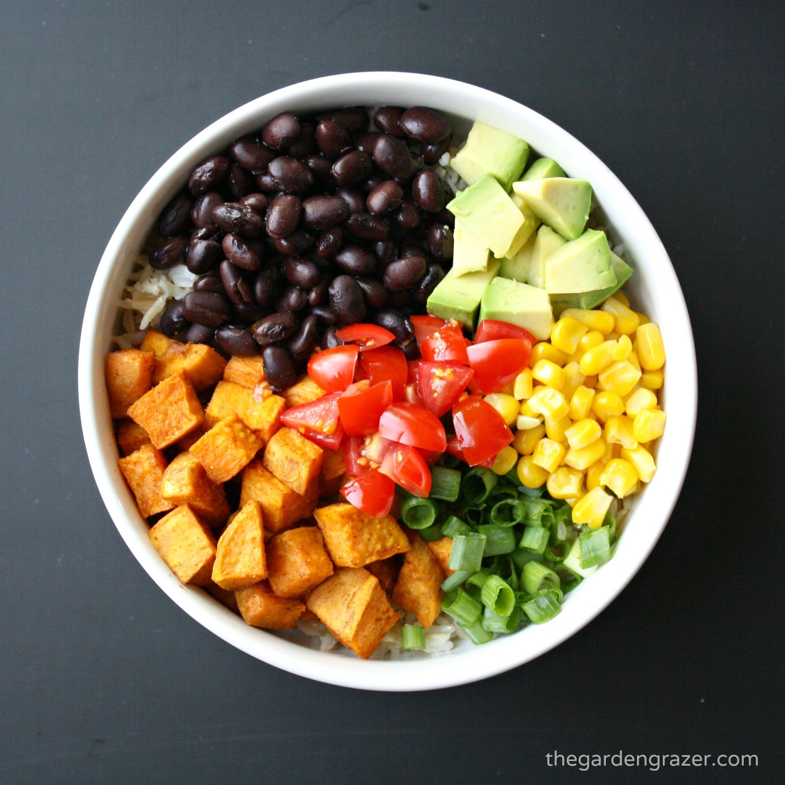 Mexican Rice Bowl (4 servings) | Energy to Boot