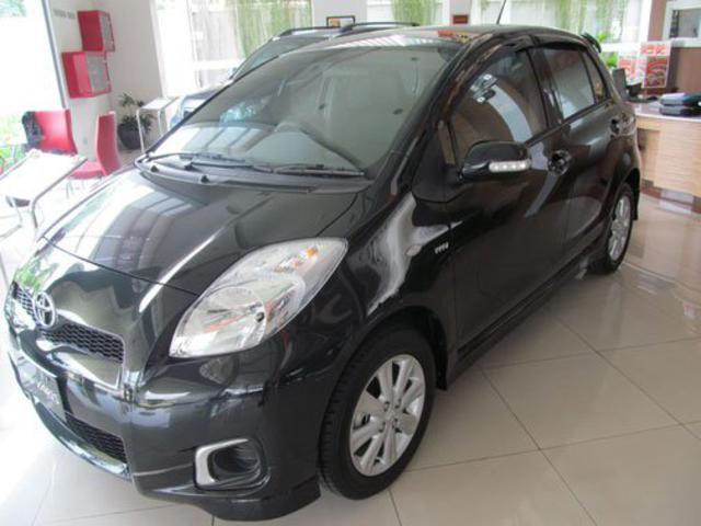toyota yaris 1 Harga Mobil Baru Toyota Yaris Indonesia