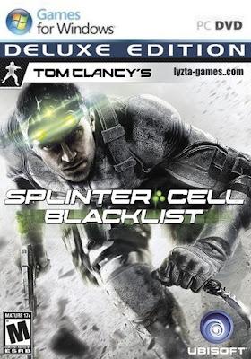 Splinter Cell: Blacklist (Deluxe Edition) PC Cover
