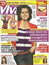 Eu na revista Viva!Mais