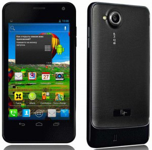 Fly IQ444 Diamond Dual SIM Android 4.0 ICS Smartphone
